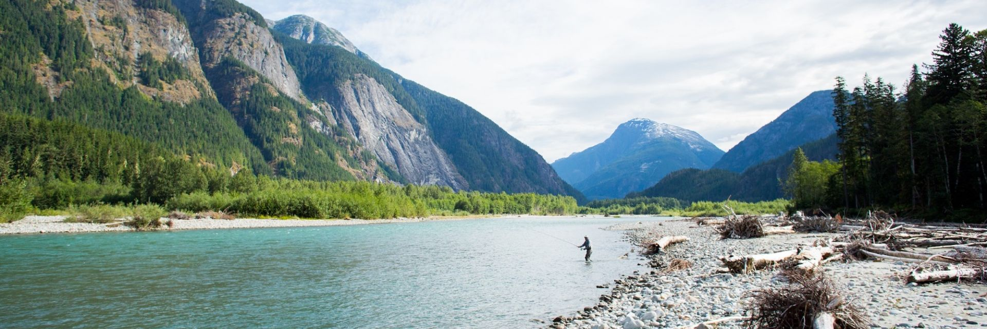 Fly Fishing in Northern BC