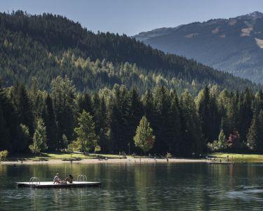 Lake in Whistler BC